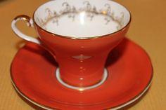 Vintage Aynsley Tea Cup English Tea Cup Set by TeaAtTheBrits