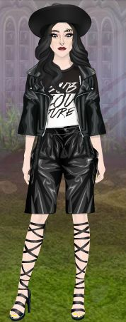 CuteRockybalboa #Stardoll #Outfit