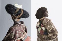 Li Edelkoort African Geishas, Image Source trendtablet