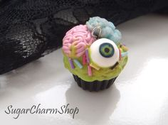 DIY Polymer Clay Realistic Eye Tutorial