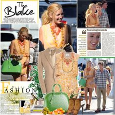 ►Style Diary : Blake Lively ► II