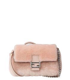 Fendi Micro Fur Baguette Bag