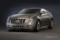 The car I'd love to get! Cadillac CTS! Ridin' presidential style!!