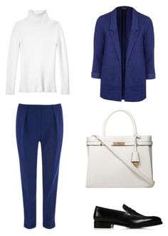 """""""A Kiss of blue"""" by shanisiavniel on Polyvore featuring mode, Les Copains, Topshop, Wessex en Dorothy Perkins"""