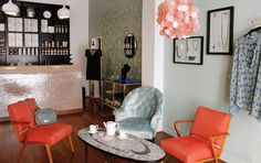 Decor, Furniture, Accent Chairs, Deco, Gallery Wall, Wall, Chair, Home Decor, Salon Decor