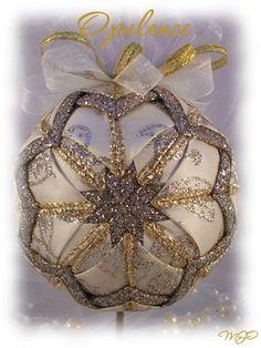 Opulence ornament