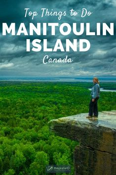 Travel to ontario, canada for the ultimate adventure destination filled with waterfalls, camping, cute cottages, and more. visit this destination whether Manitoulin Island, Vancouver, Road Trip, Ontario Travel, Lake Huron, Visit Canada, Cultural Experience, Canada Travel, Amazing Nature