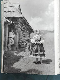 Native Country, Heart Of Europe, Mountain Village, Bratislava, Czech Republic, Poland, Character Design, Retro, Nature