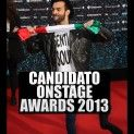 Marco Mengoni candidato agli Onstage Awards 2013