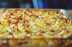 Nejlepší šunkofleky - nadýchané a vypečené -> recept Recipe Images, Hawaiian Pizza, Ratatouille, Macaroni And Cheese, Side Dishes, Food And Drink, Pasta, Ethnic Recipes, Mac And Cheese
