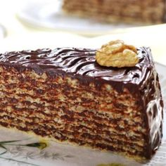 Romanian Desserts, Romanian Food, Cookie Recipes, Dessert Recipes, Delicious Desserts, Yummy Food, Joy Of Cooking, Sweet Tarts, Homemade Cakes