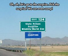 Oh, Arizona...