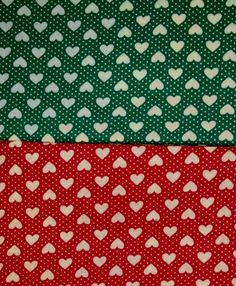You Gotta' Have Heart, Miles and Miles and Miles of Hearts!  This Brand New Old Stock from Concord Fabrics and Joan Kessler is Full of Hearts!  You Can ONLY Get this Print in 2 Colorways here: http://www.bonanza.com/divine_sewandcrafts