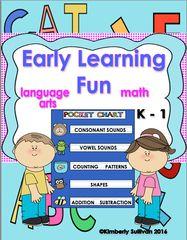 Learning Packet Kindrgarten - Kindergarten Learning Packet!. A GIVEAWAY promotion for End of the Year Learning Packet! Kindergarten from Kimberly Sullivan on TeachersNotebook.com (ends on 6-30-2016)