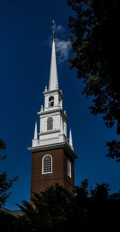 The Church was built in 1723 and is the oldest active church building in Boston and a National Historic Landmark. Description from walkingarizona.blogspot.com. I searched for this on bing.com/images