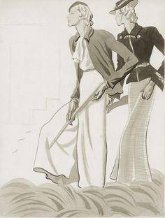 Ilustración de Carlos Sáenz de Tejada