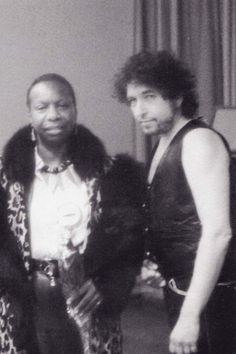 Bob Dylan and NinaSimone