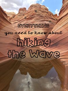 Most people have seen photos of hiking the Wave in Arizona- a gorgeous red sandstone formation along the Utah/Arizona border in the Vermilion Cliffs National Monument. I really wanted to hike the Wave last Arizona Travel, Sedona Arizona, The Wave Arizona, Hiking In Arizona, Arizona Trip, Phoenix Arizona, The Wave Utah, Visit Arizona, Colorado Hiking