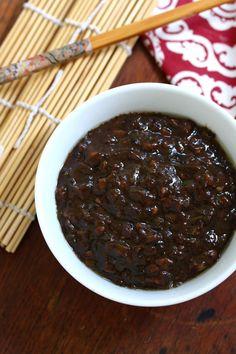 how to make homemade chinese black bean sauce paste garlic recipe asian