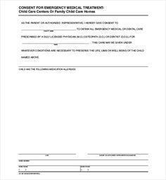 A medical research consent form is produced before performing any ...