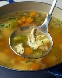 Hühnersuppe Klassiker - Hühnersuppe Klassiker Imágenes efectivas que le proporcionamos sobre recette de soupe bouillon Una - Recipes Using Rotisserie Chicken, Chicken Parmesan Recipes, Curry Recipes, Soup Recipes, Healthy Dinner Recipes, Sauce Au Curry, Homemade Soup, How To Cook Quinoa, Soups And Stews