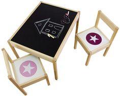 IKEA Kindersitzgruppe mit Spielfolien bekleben - Limmaland