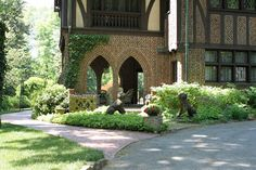 Paintings that Fly: PLEIN AIR PAINTING AT GLENRIDGE HALL