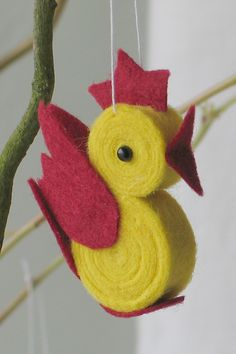 Little chicken (felt)
