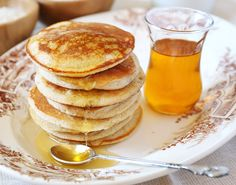 Dairy and Egg Free Pancakes | Stay at Home Mum