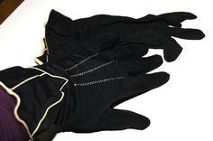 feine Handschuhe Art Deco für die ellegante Dame