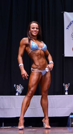 Bikini competition Tricky Jackson Classic 2013 1st place :) nationally qualified  Photo credit : muscleheadgraphics  Suit: buffbikinis by chelsea keen  Follow me on IG: kimmyjo777  FB: http://m.facebook.com/kimberly.a.turner.754