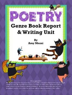 poem book report How to write an analysis of theme  i'm referencing and using parts of this article in an eighth grade literature lesson and project involving student book.