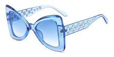 DRESSUUP Fashion Butterfly Shape Women Sunglasses Retro Pearl Leg Big Frame Bowknot Ladies Sun Glasses Female Oculos  #sunglasses #sonnenbrille #солнечныеочки #サングラス #deslunettesdesoleil