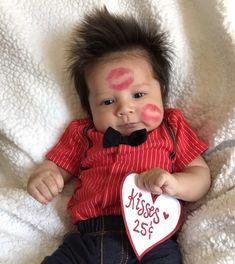 My two month old bay boy! Quick photo shoot I did:) Valentines Day photoshoot, my little guy, 6 month old photos, baby boy photos, Valentines Day photo, baby boy