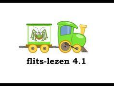 flits-lezen 4.2 schildpad - YouTube