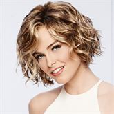 Sweet Talk Monofilament Lace Front Wig by Gabor - TheWigCompany,com