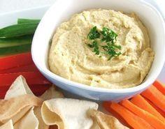 Humus de Garbanzos Te enseñamos a cocinar recetas fáciles cómo la receta de Humus de Garbanzos y muchas otras recetas de cocina..
