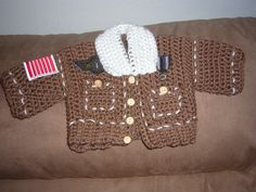 Bomber jacket for the baby