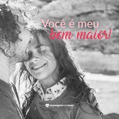 Mensagem de amor - No h nada mais precioso que o amor