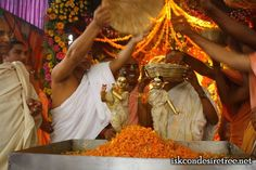 Pran Pratistha Mahotasava of Sri Sri Radha Madhav at ISKCON Kanpur 2013