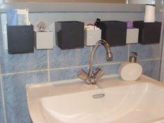 Etagère Kalamitica avant/après : Etagère de Salle de bain