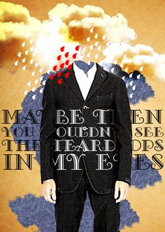 Inspired by I Wish It Would Rain by Mayer Hawthorne. #mayerhawthorne, #music