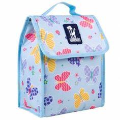 Munch 'n Lunch Bags Butterfly Garden