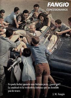 Frases de Fangio
