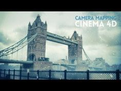 Something out of Nothing. Camera Mapping with Cinema 4d - YouTube