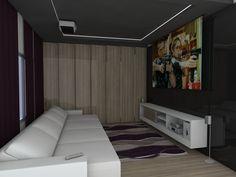Home Theater - Sala de Tv Salto - SP  2015  arquiteto@alexduque.com | 15 3023 2114