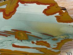 TCR OWYHEE PICTURE JASPER/AGATE/LAPIDARY/CABS SLAB BEAUTIFUL COLORS! 82 GRAMS #RoughNatural