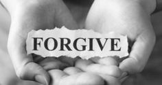 forgive. but don't forget 01