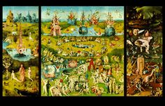 garden of earthly delights | Tumblr