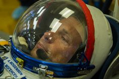 ESA astronaut Andreas Mogensen will spend ten days in space as part of his 'iriss' mission to the International Space Station. He leaves Earth in the Soyuz spacecraft with commander Sergei Volkov and Kazakh cosmonaut Aidyn Aimbetov. Space Outfit, Lego Figures, International Space Station, Space Photos, Training Center, Space Exploration, Geek Gifts, Spacecraft